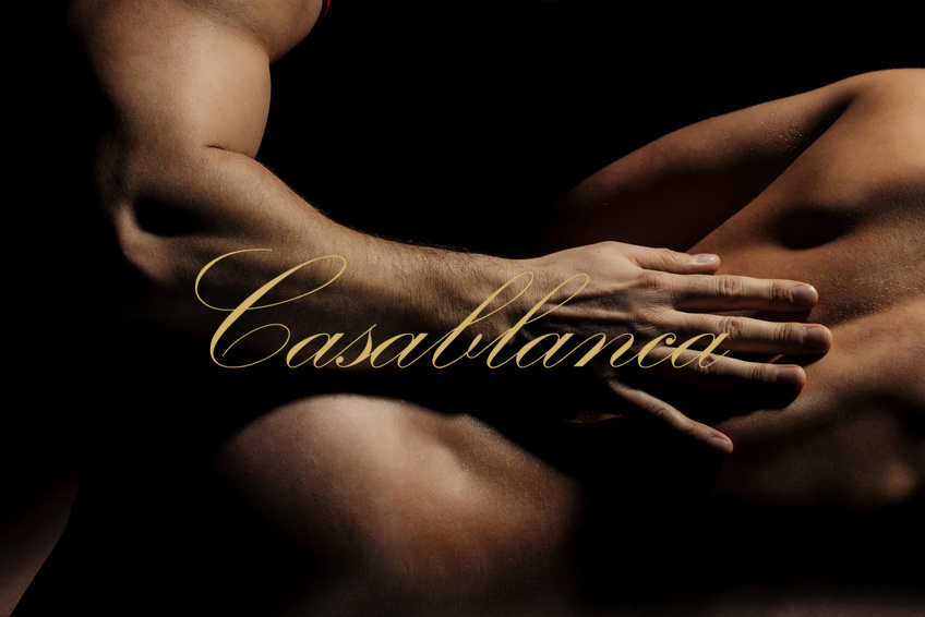 Casablanca Body to Body Massage Cologne, the most sensual Body 2 Body Massage for men, massages in Cologne, on demand with warm oil, here seductive and intense.